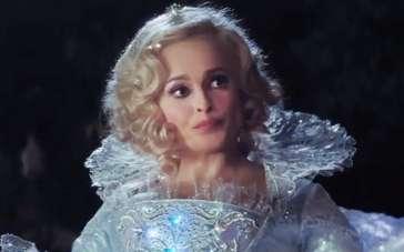 《灰姑娘》人物特辑 海伦娜化身精灵古怪女巫婆