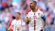 科拉罗夫任意球世界波 塞尔维亚1-0哥斯达黎加