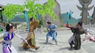 蜀山战纪第1季第1集精彩片段1532807119512