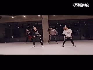 1M舞室编舞《Superstar》Jamelia,音乐舞蹈都带感
