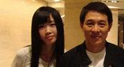 李连杰四个女儿超美