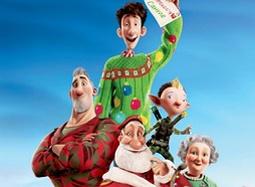 """《亚瑟·圣诞》中文访谈 """"豪斯大叔""""撑巨型家族"""