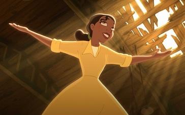 《公主和青蛙》特辑 迪士尼的新公主