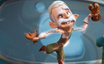 《拯救大明星》官方预告片 新年最强3D动画大片