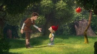 第七个小矮人:波波摘苹果遇到杰克 杰克意外被恶龙抓走