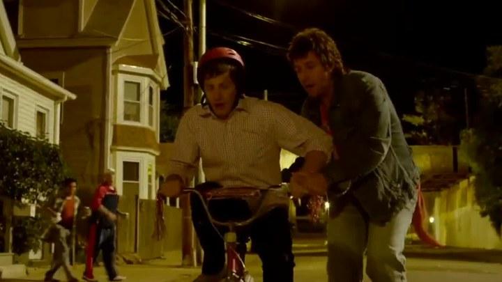 爸爸的好儿子 花絮:Bike