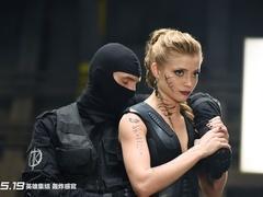 《守护者:世纪战元》MV 幻影女美貌与武力齐备