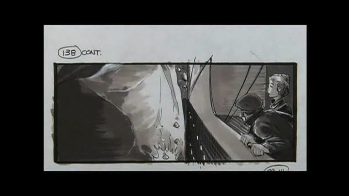 泰坦尼克号 花絮1:装冰山