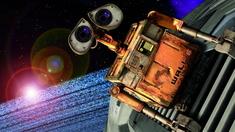 机器人瓦力 片段之太空