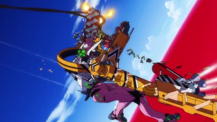 新·福音战士剧场版:终 日本先行版3