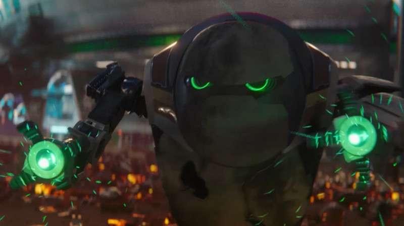 《未来机器城》终极大战片段曝光