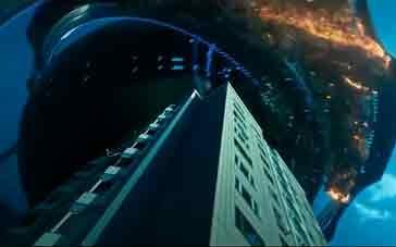 《莫斯科陷落》曝中文预告 外星异客引发城市暴动