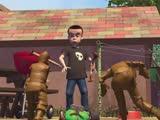 《玩具总动员》片段:玩具会说话!吓尿本宝宝了!