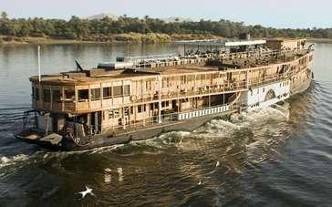 《尼罗河上的惨案》预告片