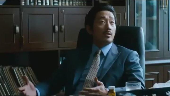 与犯罪的战争:坏家伙的全盛时代 韩国预告片1