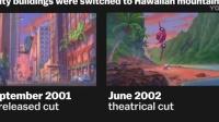 因为911事件,这部动画里很多剧情都做了改动
