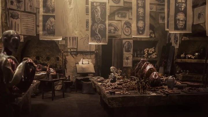 异形:契约 花絮1:大卫实验室的秘密