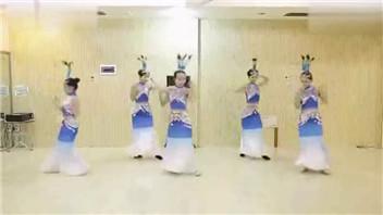 彩云之南舞蹈视频 孔雀舞