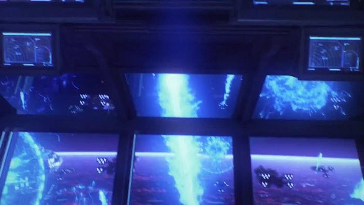 星河战队:火星叛国者 预告片3