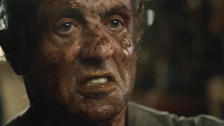 第一滴血5:最后的血 预告片4