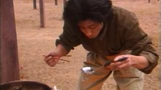 王志文不愧是暗黑料理大师!竟然在野外生火做饭!