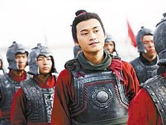 巾帼大将军-16:袁弘说项羽欲助江若琳逃走