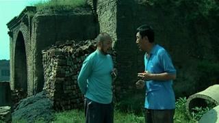 《惊天动地》村民告诉别人石碑丢了的事 不是一般的东西