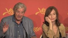 她 第69届戛纳电影节记者会
