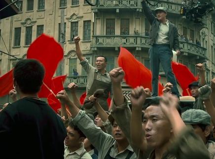 《1921》特辑 再现共产党领导的首次工人运动,匠心还原千人罢工大场面