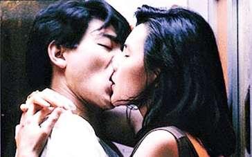 《旺角卡门》经典片段 刘德华、张曼玉忘情激吻