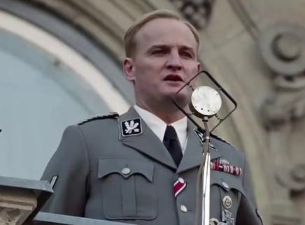 《刺杀盖世太保》国内预告 二战孤胆英雄壮歌