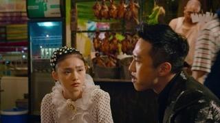 刘轩甩掉珊珊又回来 刘总路边吃烤鸡