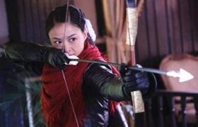 【箭在弦上】预告-抗战女神射单弓灭敌军秒杀后羿