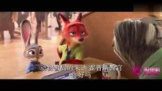 片儿哥侃电影 《疯狂动物城》精彩看点+影评 2016年最好看的迪士尼动画片