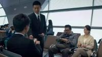 《杀破狼2》 警匪机场枪战 吴京遭杀手毒针袭击