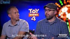 玩具总动员4 独家专访导演制作人