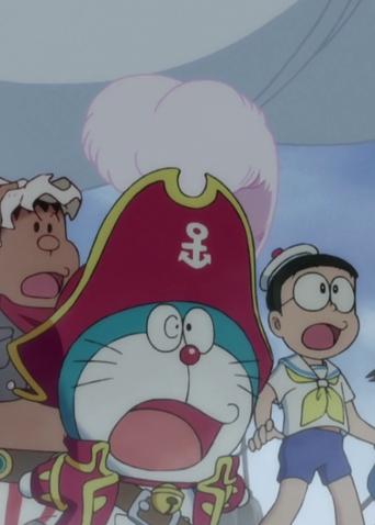 《哆啦A梦:大雄的金银岛》今日开启航海冒险 真人观影引潮流