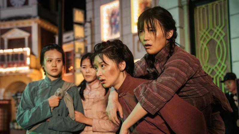 《霍家拳之铁臂娇娃》剧情预告片