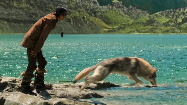 阿尔法:狼伴归途 其它花絮1 (中文字幕)