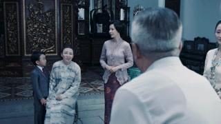 《小娘惹》月娘把黄元夫妇和秀凤接回家住 月娘做的真的很好