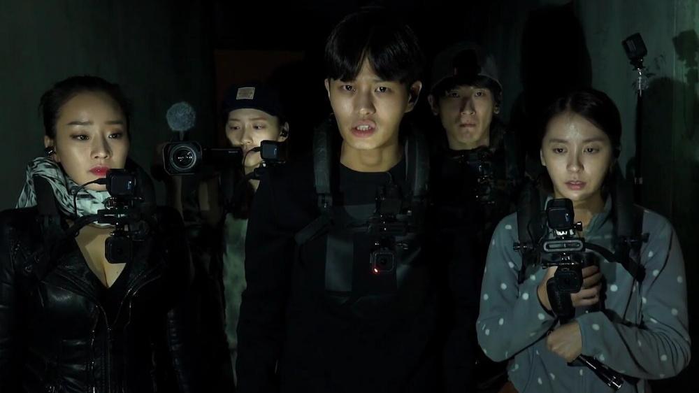 很多人想看又不敢看的韩国恐怖片《昆池岩》