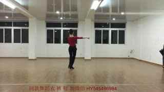 段希帆健身舞蹈《栀子花开》附教学