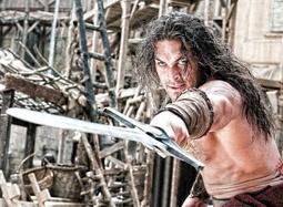 《蛮王柯南》限制级宣传片 替父寻仇杀敌血浆飞溅
