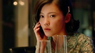 谭子明和丽君共进晚餐献殷勤 丽君该如何选择?