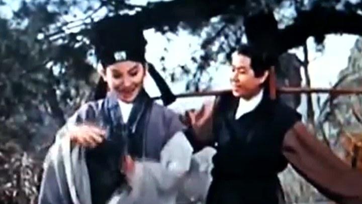 梁山伯与祝英台 片段 (中文字幕)