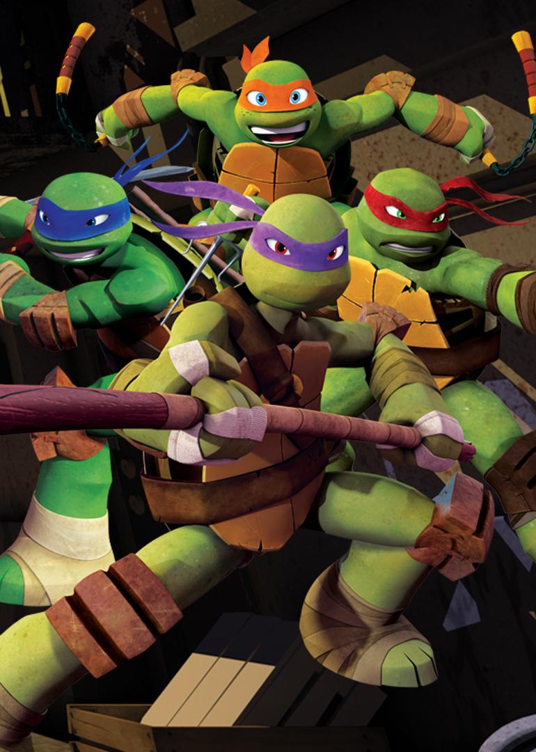 忍者龟合集