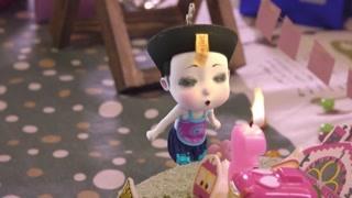 僵小鱼过生日 僵尸能吃蛋糕吗