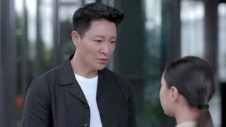 《如果岁月可回头》小蕾拒绝了黄九恒去机场送她  两人相拥道别