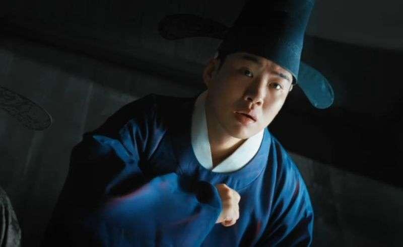 《王的记事簿》安在洪宫内职场适应期预告片