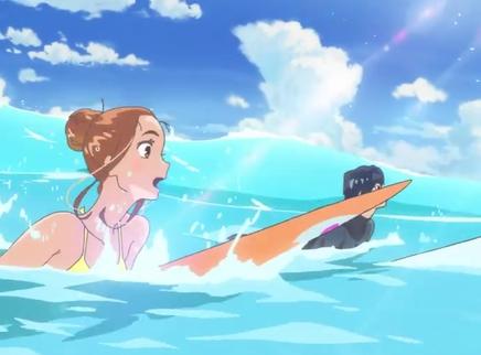 """《若能与你共乘海浪之上》恋爱片段""""糖度超标"""" 史上最甜对唱让你面红心跳"""